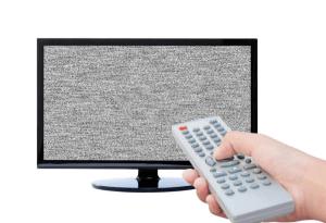 برفکی شدن تصویر تلویزیون